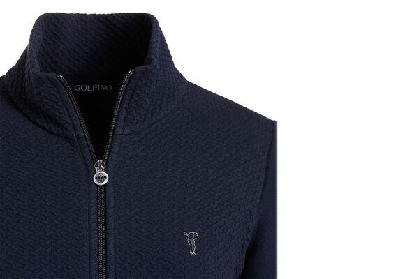 Golfino Jacket Jaquard FZ W6
