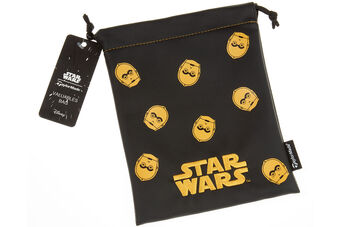 Valuables Bag Star Wars C3PO