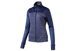 PUMA Golf Ladies Colourblock Windshirt