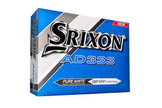 Srixon AD333 12 Ball Pack 2015