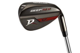 Wilson Deep Red XF Wedge
