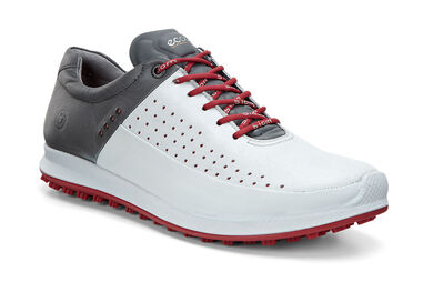 ECCO BIOM Hybrid 2 Colour Block Spikeless Shoe