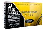 Bridgestone Golf Extra Soft 15 Ball Pack