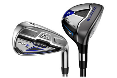 Cobra Golf Fly-Z XL 4-5 Hybrids & Irons Steel 6-SW
