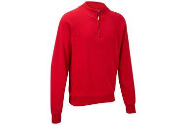 Stuburt Essentials gefüttertes Sweatshirt mit halbem Reißverschluss