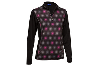Daily Sports Belle Long Sleeve Ladies Polo Shirt