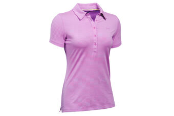 Under Armour Zinger Stripe Ladies Polo Shirt