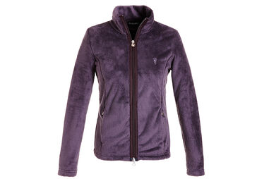 GOLFINO Ladies Fluffy Fleece Jacket