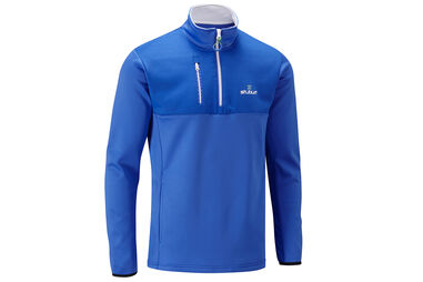 Stuburt Fleece Vapour 1/2 Zip Windshirt