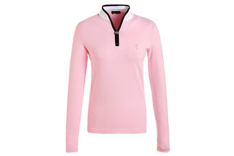 GOLFINO Dry Comfort LS Ladies Polo Shirt