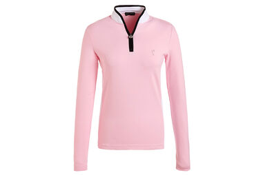 GOLFINO Ladies Dry Comfort LS Polo Shirt