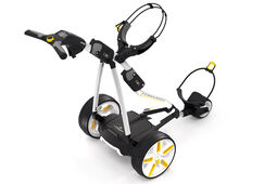 PowaKaddy FW5i 18 Hole Lithium Electric Trolley