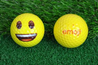 Emoji Golf Balls 6 Pack