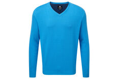 Palm Grove Rib Sleeve Sweater