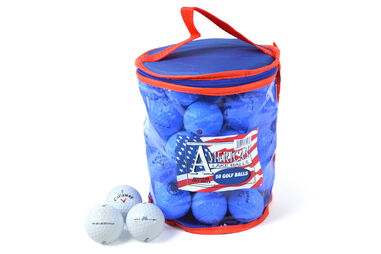 Second Chance Callaway Grade A and B 50 Golf Balls