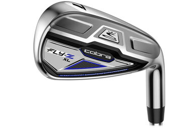 Cobra Golf Fly-Z XL Irons Steel 5-SW