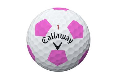 Callaway Golf Chrome Soft Truvis Golfbälle 12 Stück