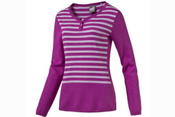 PUMA Golf Scoop Neck Sweatshirt für Damen