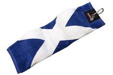 Asbri Golf Patriotic Tri-Fold Towel Range