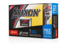 Srixon Z Star 15 Ball Bonus Pack