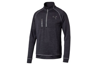 PUMA Golf PWRWARM 1/4 Zip Sweater