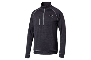 PUMA Golf PWRWARM 1/4 Zip Windtop