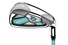 Wilson Staff D-300 Graphite Ladies Irons