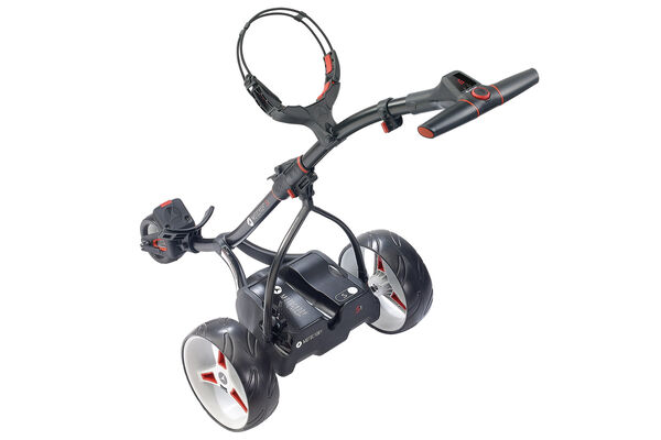 Motocaddy S1 Standard Range Lithium 2016 Electric Trolley
