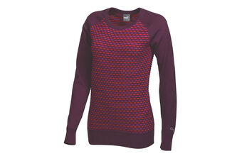 PUMA Golf Colour Block Ladies Sweater