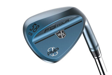 Wedge Wilson Staff FG Tour PMP Blue