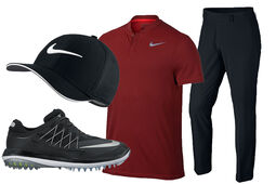 Rory McIlroy's Masters Outfit