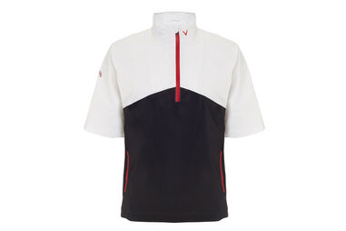 Callaway Golf Half Sleeve Waterproof Windshirt