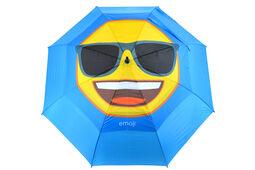 Ombrello Emoji Cool Face Double Canopy