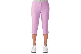 adidas Golf Lightweight Ladies Capri Trousers