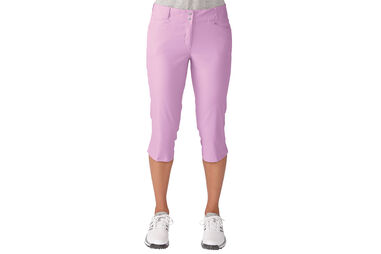adidas Golf Ladies Lightweight Capri Trousers