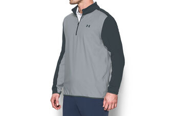 UA Windtop EU Midlayer QZ S7