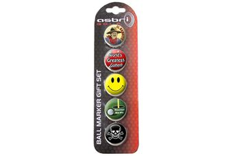Ball Marker Asbri Logo Set (5)