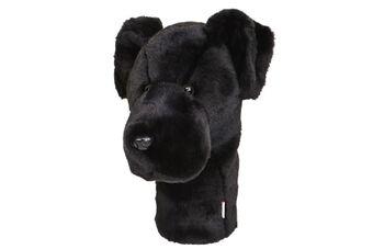 Daphnes Black Labrador Head Cover
