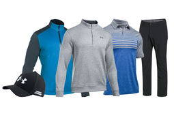 Under Armour Men's Spring/Summer Outfit
