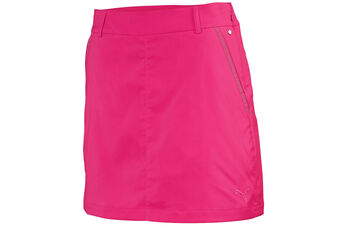 PUMA Golf Solid Tech Skirt