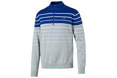 PUMA Golf 1/4 Zip Sweater