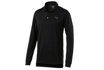PUMA Golf Tailored Polo Shirt