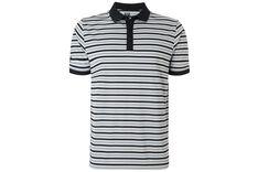 Callaway Golf Chev Striped Polo Shirt