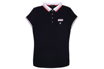 Palm Grove Contrast Tip Ladies Polo Shirt