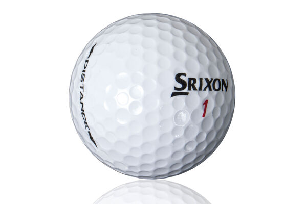 Srixon Distance White New 12pk