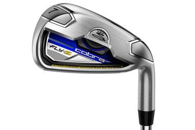 Cobra Golf Fly-Z Steel Irons Blue
