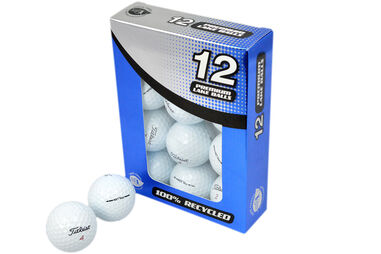 Second Chance Grade A Titleist NXT Tour Dozen Golf Balls