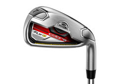 Cobra Golf Fly-Z Steel Irons Red