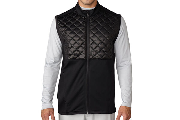adidas Golf Quilted Prime Fill Weste