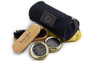 FootJoy Schuhpflege-Set (Segeltuch-Etui)